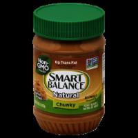 Smart Balance Chunky Rich Roast Peanut Butter