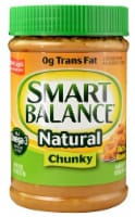 Smart Balance Natural Chunky Peanut Butter