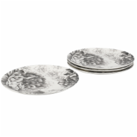 BIA Cordon Bleu Dinner Plate - 4 Pack - Gray Peony
