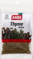 Badia Thyme Leaves - .5 oz