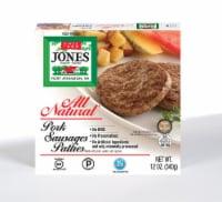 Jones Dairy Farm All Natural Pork Sausage Patties