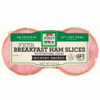 Jones Dairy Farm Hickory Smoked Ham Slices