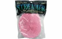 Cindus Crepe Streamer Pkg 1.75 x81' Pink - 1
