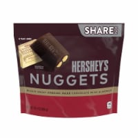 Hershey's Special Dark Mildly Sweet Chocolate Nuggets with Almonds