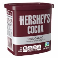 Hershey's Cocoa 100% Cacao Natural Unsweetened Chocolate Powder