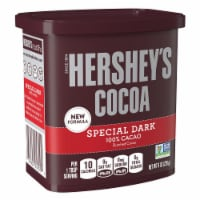 Hershey's Cocoa Powder 100% Cacao Dark Chocolate