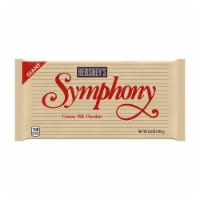 Hershey's Symphony Giant Milk Chocolate with Almonds and Toffee Bar