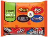 All Time Greats Snack Size Hershey Candy Assortment