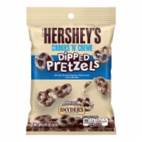 Hershey Dipped Pretzels Cookies N Creme - 4.25 oz