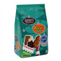 Hershey's Holiday Stocking Stuffer Shapes Chocolate Assortment