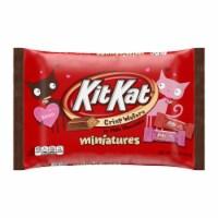 Kit Kat Miniatures Milk Chocolate Candy