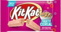 Kit Kat Limited Edition Fruity Cereal Crisp Wafer Candy