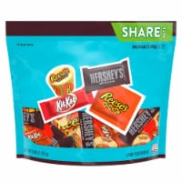 Hershey's Miniature Size Share Pack Candy Assortment