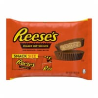 REESE'S Snack Size Peanut Butter Cups