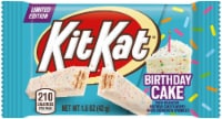 Kit Kat Birthday Cake Flavored Crisp Wafers