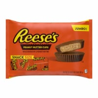 REESE'S Snack Size Peanut Butter Cups Candy