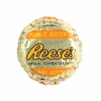 Reese's Milk Chocolate Peanut Butter Chocolate Candies 0.31 oz. - Case Of: 1