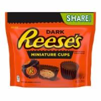 Reese's Miniature Dark Chocolate & Peanut Butter Cups Share Pack