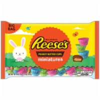 Reese's Peanut Butter Cups Miniatures Easter Pastel Candy