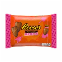 REESE'S Valentine's Milk Chocolate Peanut Butter Hearts Candy