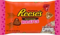 Reese's Milk Chocolate Peanut Butter Hearts