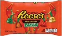 Reese's Milk Chocolate Peanut Butter Bells Holiday Candy