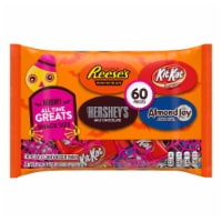 Hershey's All Time Greats Snack Size Halloween Candy Assortment