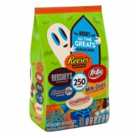 All Time Greats Hershey Halloween Candy Assortment 250 Count