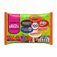 All Time Greats Hershey Halloween Candy Assortment 100 Count