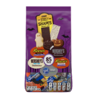 Hershey Spooky Shapes Snack Size Halloween Candy Assortment 85 Count