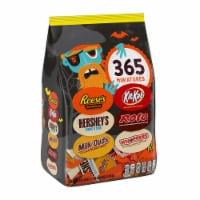 Hershey's Miniatures Halloween Candy Assortment - 50.18 oz