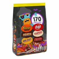 Hershey Halloween Candy Assortment 170 Count