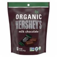 Hershey's Organic Miniature Milk Chocolate Bars