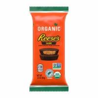 Reese's Organic Dark Chocolate Peanut Butter Cups