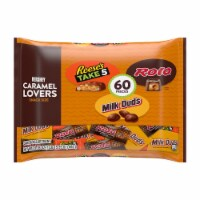 Hershey Caramel Lovers Snack Size Variety Pack - 60 ct / 31.35 oz