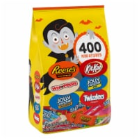 Hershey's Miniatures Candy Assortment - 400 ct