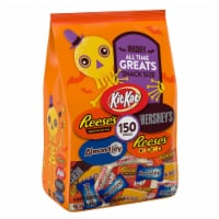 Hershey's All Time Greats Candy Assortment Snack Size - 150 ct
