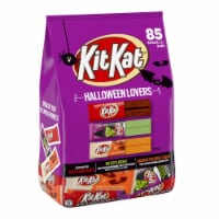 Kit Kat Halloween Lovers Candy Assortment Snack Size - 85 ct