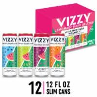 Vizzy™ Watermelon Hard Seltzer - 12 cans / 12 fl oz