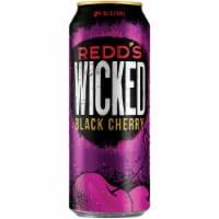 Redd's Wicked Black Cherry Ale Beer