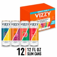 Vizzy Hard Seltzer Variety Pack - 12 cans / 12 fl oz