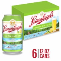 Leinenkugel's Lemon Haze IPA - 6 cans / 12 fl oz