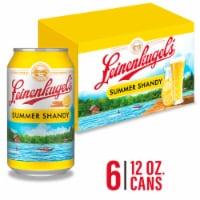 Leinenkugel's Summer Shandy Weiss Beer - 6 cans / 12 fl oz