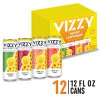 Vizzy™ Lemonade Hard Seltzer Variety Pack - 12 cans / 12 fl oz