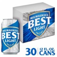 Milwaukee's Best Light American Lager Beer