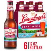 Leinenkugel's Berry Weiss Beer 6 Bottles