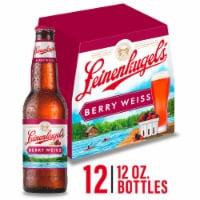 Leinenkugel's Berry Weiss Beer 12 Bottles