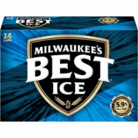 Milwaukee's Best Ice American Lager Beer 24 Cans