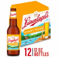 Leinenkugel's Honey Weiss Lager Beer 12 Bottles