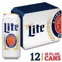 Miller Lite American Light Lager Beer